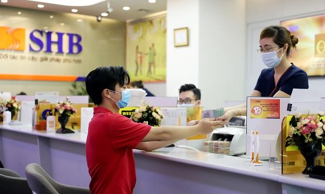 SHB được vinh danh trong Top 50 Doanh nghiệp kinh doanh hiệu quả