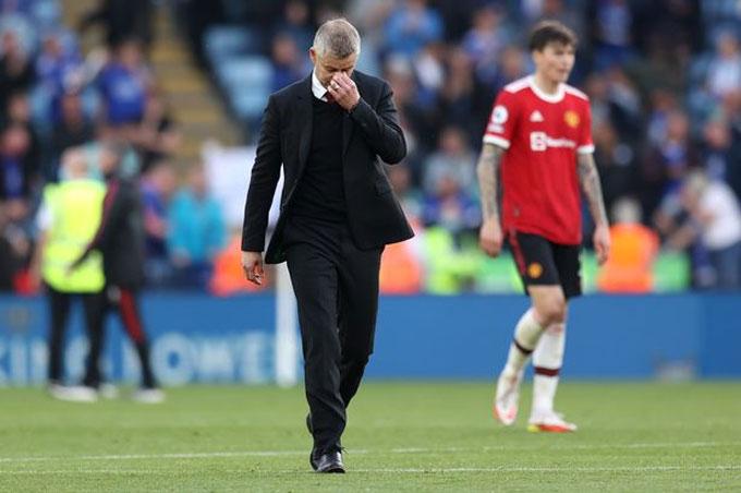 Thất bại của Man United phơi bày bộ mặt thật của Solskjaer