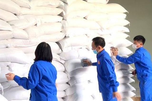 Xuất cấp hơn 136 nghìn tấn gạo dự trữ hỗ trợ người dân gặp khó khăn do dịch