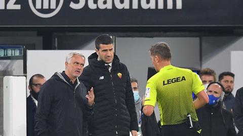 Mourinho: 'Roma xứng đáng thắng nhưng lại thua'