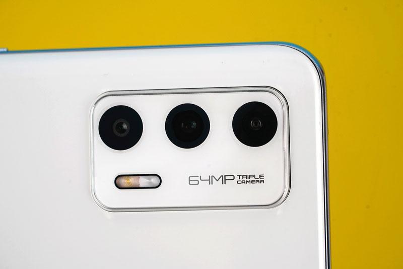 Ảnh chi tiết Realme GT Neo2T 5G vừa ra mắt, giá từ 7,38 triệu đồng