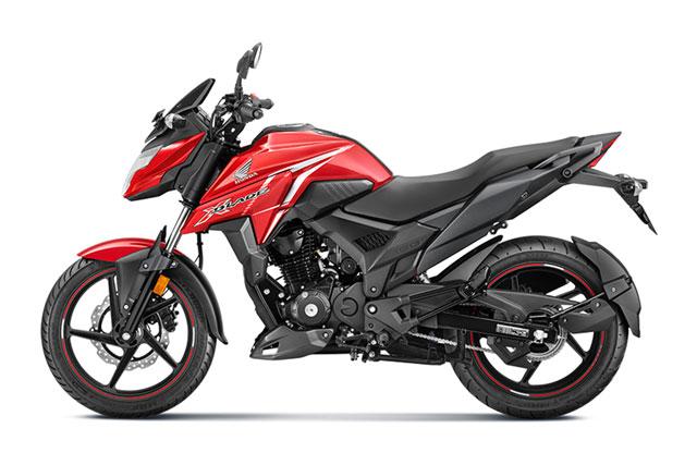 Chi tiết xe tay côn Honda trang bị phanh ABS, giá 51 triệu đồng