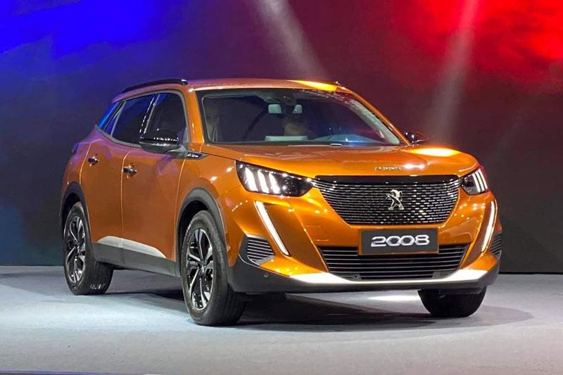 Đánh giá Peugeot 2008 phiên bản đắt nhất tại Việt Nam