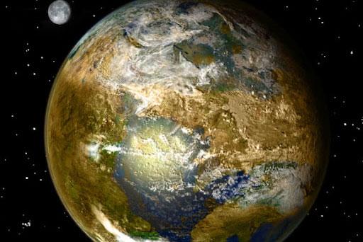"""Nghiên cứu mô phỏng: Trái Đất có thể """"quay ngược thời gian"""", làm chúng ta tuyệt chủng"""