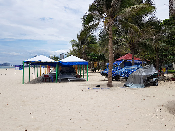 Đà Nẵng: Nhà hàng, dịch vụ giải trí, thể thao… có được miễn, giảm tiền thuê mặt biển do dịch COVID-19?
