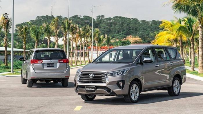 Toyota Innova bất ngờ tăng trưởng doanh số gần 13 lần