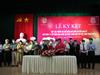 VINASAMEX ký kết biên bản ghi nhớ hợp tác với UBND huyện Cam Lộ