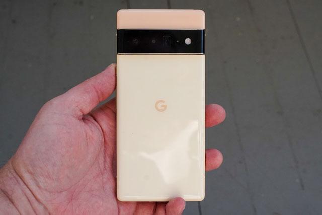 Google Pixel 6 Pro trình làng với RAM 12 GB, 3 camera sau, pin 'khủng', giá từ 20,46 triệu
