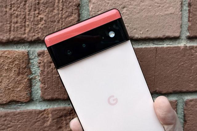 Google Pixel 6 ra mắt với camera kép, màn hình 90Hz, chip Google Tensor, pin 4.614 mAh, giá gần 14 triệu