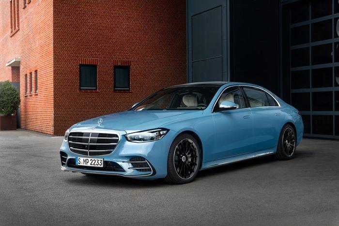 Các dòng xe của Mercedes-Benz được cung cấp thêm tùy chọn cá nhân hóa
