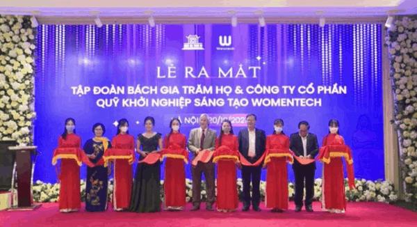 Ra mắt Quỹ Womentech: Hỗ trợ nữ doanh nhân khởi nghiệp