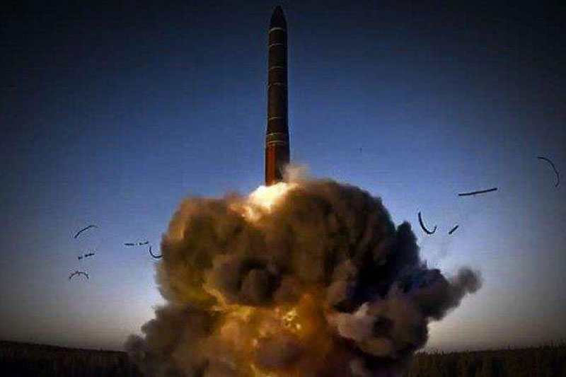 Tên lửa xuyên lục địa tuyệt mật thế hệ mới của Nga khiến NATO 'lạnh gáy'
