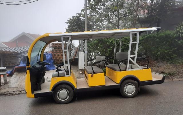 Vĩnh Phúc: Những uẩn khúc trong việc lựa chọn doanh nghiệp thí điểm xe điện chở khách du lịch