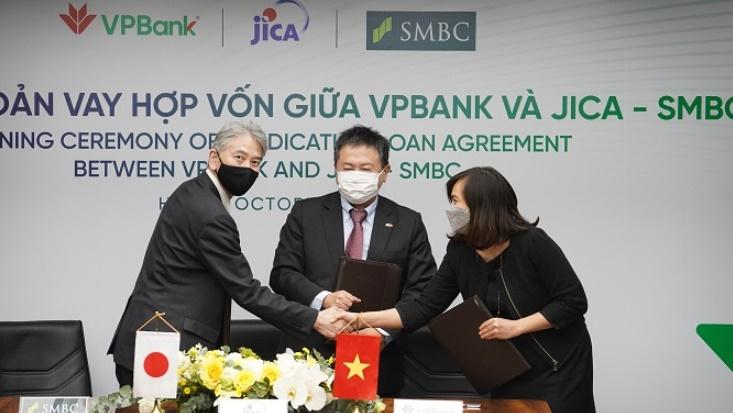 JICA ký khoản vay 75 triệu USD tài trợ cho doanh nghiệp nhỏ và vừa do phụ nữ lãnh đạo