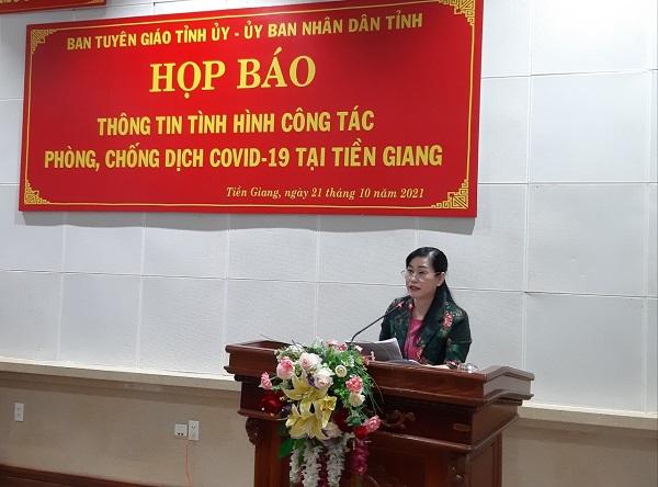"""Bị 19 doanh nghiệp FDI tố """"gây khó"""", tỉnh Tiền Giang khẳng định tạo điều kiện thuận lợi nhưng phải đảm bảo chống dịch"""