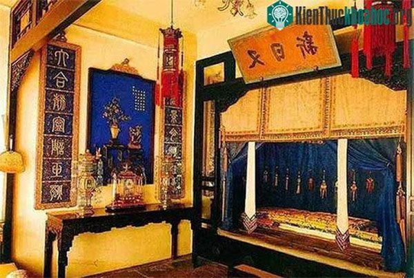 """Nơi ngủ của Hoàng đế trong cung cấm chỉ 10m², bí mật đằng sau từ một quan niệm """"bí hiểm"""""""