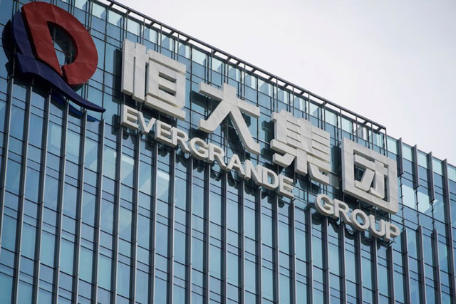 """""""Bom nợ"""" Evergrande khiến hệ thống ngân hàng Trung Quốc phải thận trọng hơn"""