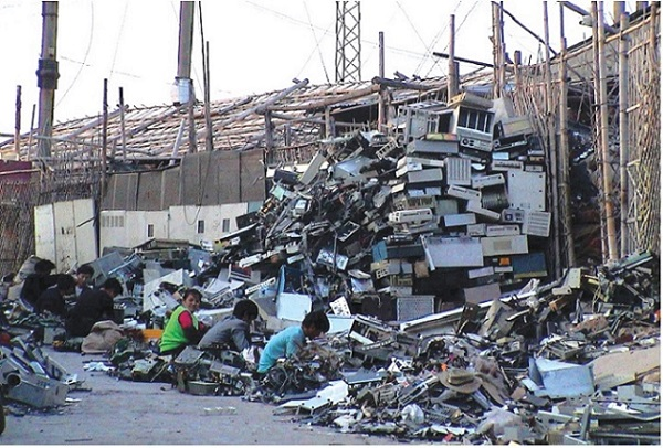 """Tiềm năng công nghệ xử lý rác thải điện tử """"Made in Vietnam"""""""