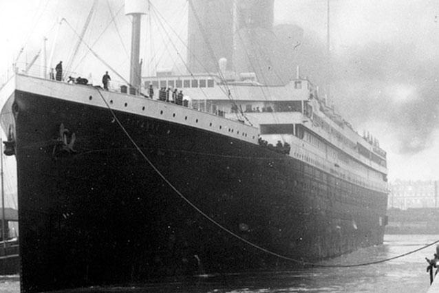 """""""Bão mặt trời"""" góp phần làm đắm tàu Titanic"""