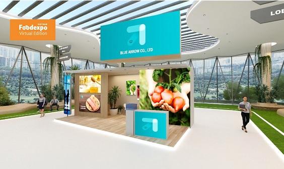 Triển lãm Vietnam Foodexpo 2021 hỗ trợ doanh nghiệp kết nối giao thương trên môi trường số