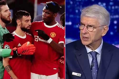 Wenger tin Solskjaer đã tìm ra 'bộ ba hoàn hảo' cho tuyến giữa MU