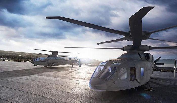 Đột phá công nghệ, trực thăng quân sự Mỹ bay nhanh hơn cả phản lực cơ thương mại