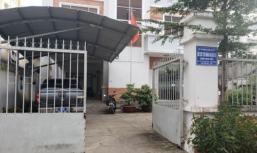 Quyết định cưỡng chế thi hành án đối với Ngân hàng Nông nghiệp và Phát triển Nông thôn Việt Nam