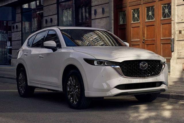 Mazda CX-5 2022 ra mắt tại Thái Lan, chờ ngày về Việt Nam