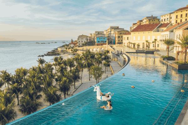 """Thương hiệu khách sạn và F&B đẳng cấp """"đổ bộ"""" Nam Phú Quốc"""