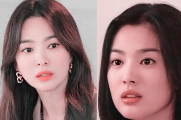 """Fan """"sốc nặng"""" trước bộ ảnh của Song Hye Kyo, so sánh nhan sắc trong Trái tim mùa thu cách đây 20 năm với dự án sắp lên sóng"""