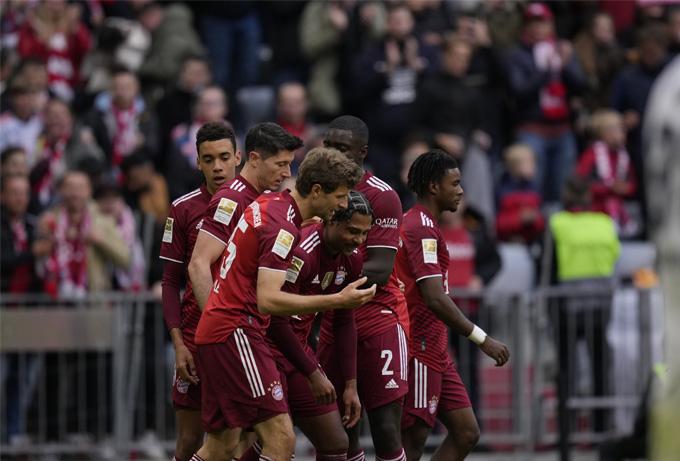 Đại thắng Hoffenheim Bayern xây chắc ngôi đầu ở Bundesliga