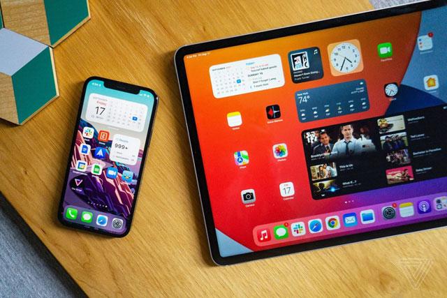 Người dùng cần cập nhật lên iOS và iPadOS mới nếu có iPhone hoặc iPad