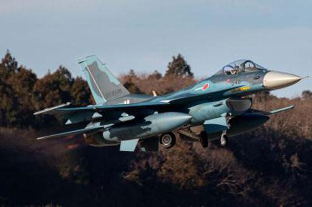 Nhật điều tra vết xước lạ trên F-2 sau vụ lột vòm