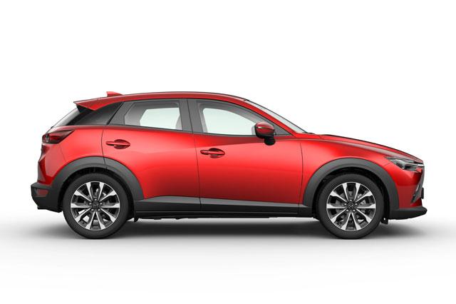Giá lăn bánh Mazda CX-3 sau khi giảm giá hơn 30 triệu đồng