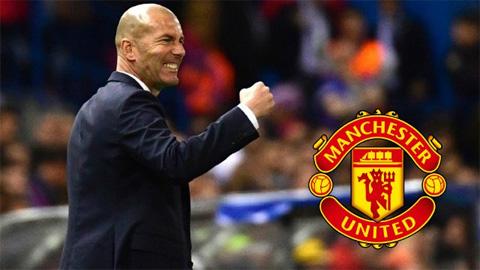 Loạn thông tin Zidane chuẩn bị thay Solskjaer