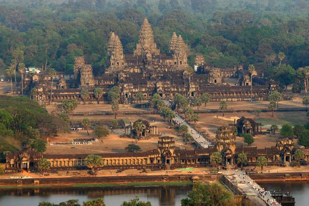 Quần thể Angkor - Bí ẩn từ những ngôi đền cổ