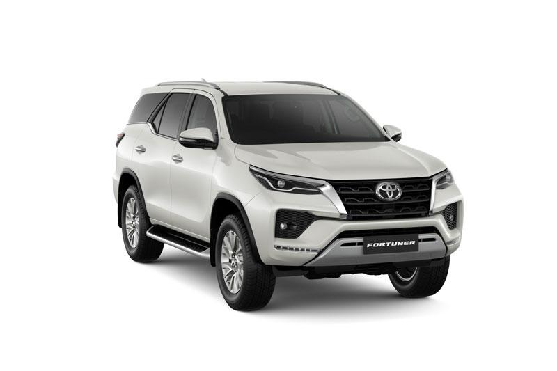 Tăng giá bán, Toyota Fortuner bản nâng cấp có gì mới?