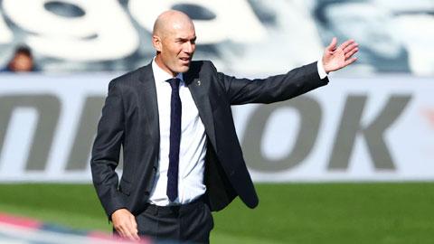 Zidane từ chối dẫn dắt MU