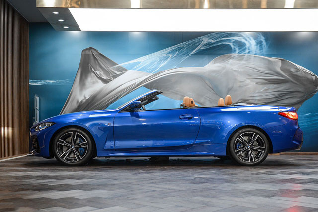 BMW 430i Convertible M Sport giá 3,219 tỷ đồng tại Việt Nam