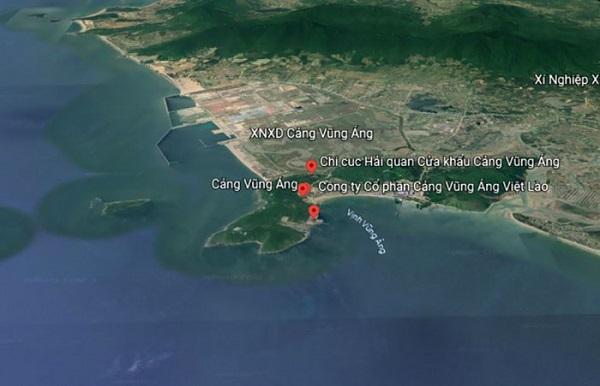 Cụm cảng Vũng Áng có tiềm năng trở thành hệ sinh thái logistics