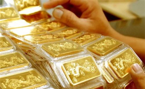 Giá vàng hôm nay (8/10): Vàng SJC giảm 50.000 đồng/lượng