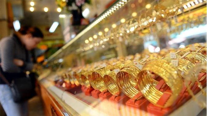 Giá vàng hôm nay (25/11): Vàng SJC tăng 50.000 đồng/lượng