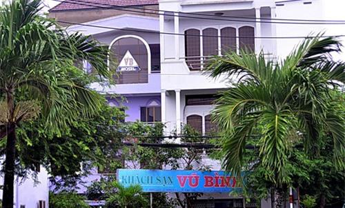 Một cơ sở kinh doanh của Võ Vũ Bình tại quận trung tâm Ninh Kiều, TP Cần Thơ. Ảnh: VNE
