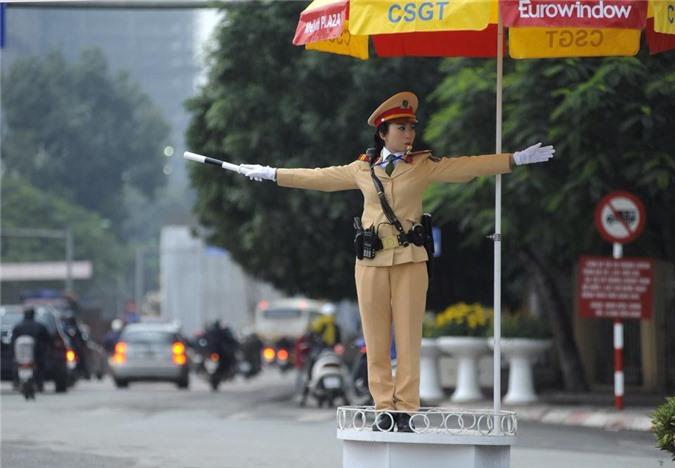 Hà Nội sẽ cấm nhiều tuyến đường phục vụ diễu binh, diễu hành dịp Quốc khánh