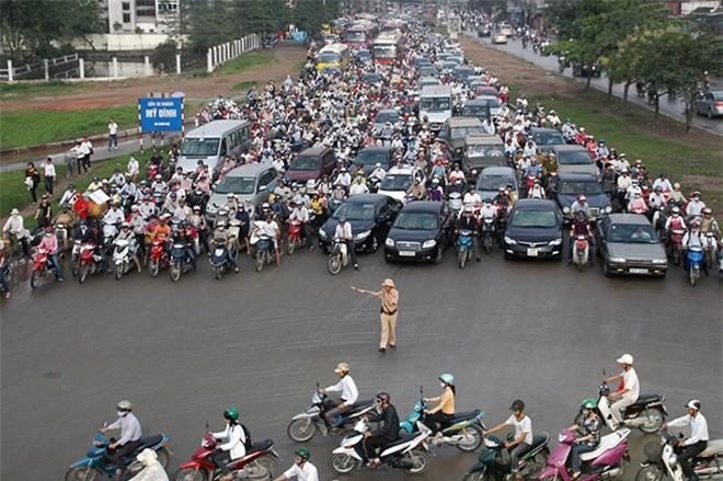 Các tuyến đường nội đô sẽ bị cấm phục vụ lễ diễu binh, diễu hành dịp Quốc khánh