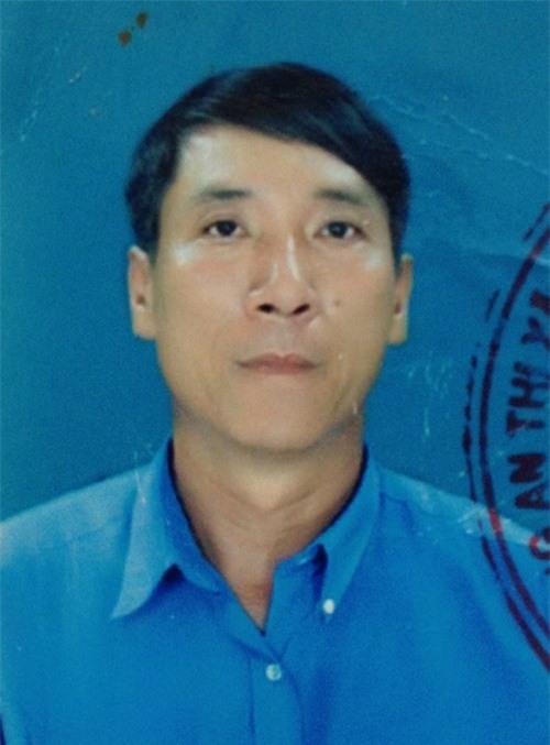 Nghi can Châu Văn Việt. Ảnh công an cung cấp.