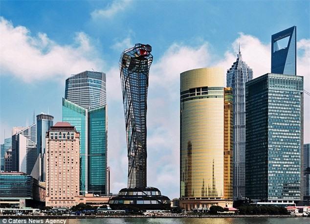Kiến trúc sư Klyukin hy vọng mô hình này sẽ trở thành hiện thực trong tương lai.