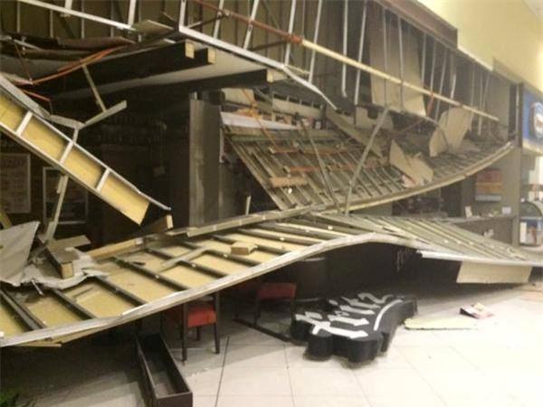 Hậu quả của trận động đất mạnh 8,3 độ richter vừa qua.