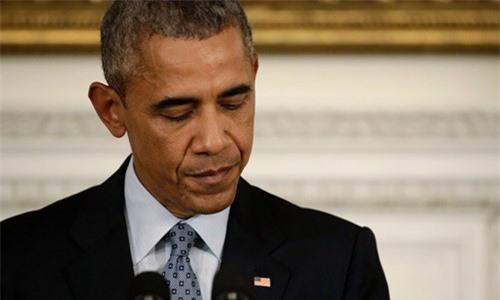 Tổng thống Mỹ Barack Obama đã gọi điện xin lỗi tổ chức Bác sĩ không biên giới (MSF).
