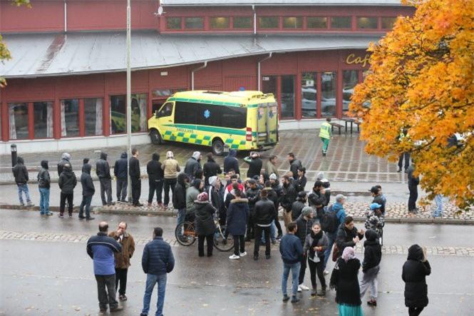 Trường học nơi xảy ra vụ tấn công bằng kiếm.